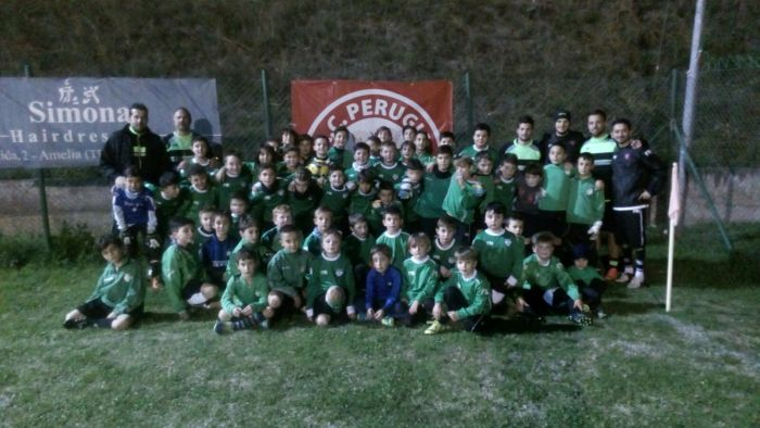 GMT 2005.. a Guardea con l'Academy